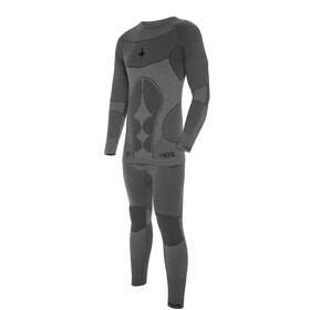 Viking Europe Primus Primaloft Set Ropa Interior Hombre, dark grey